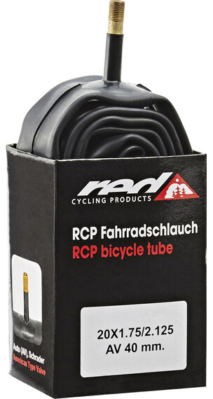 "Red Cycling Products 20 Zoll Slange Barn 20"" 47/57-406 Svart"